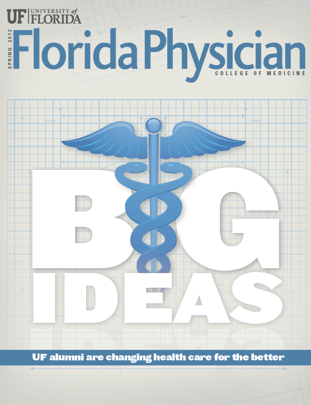 Cover for Spring 2012 Issue