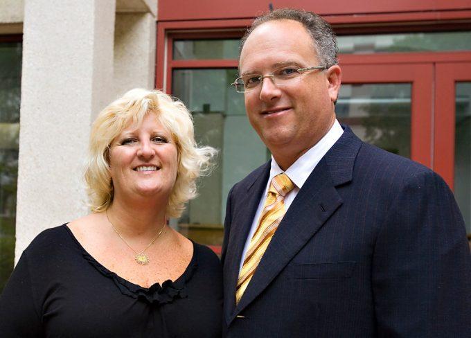 Robert and Debbie Forbis