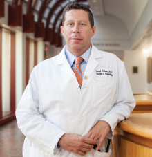 David R. Nelson, MD, director of the UF Clinical and Translational Science Institute