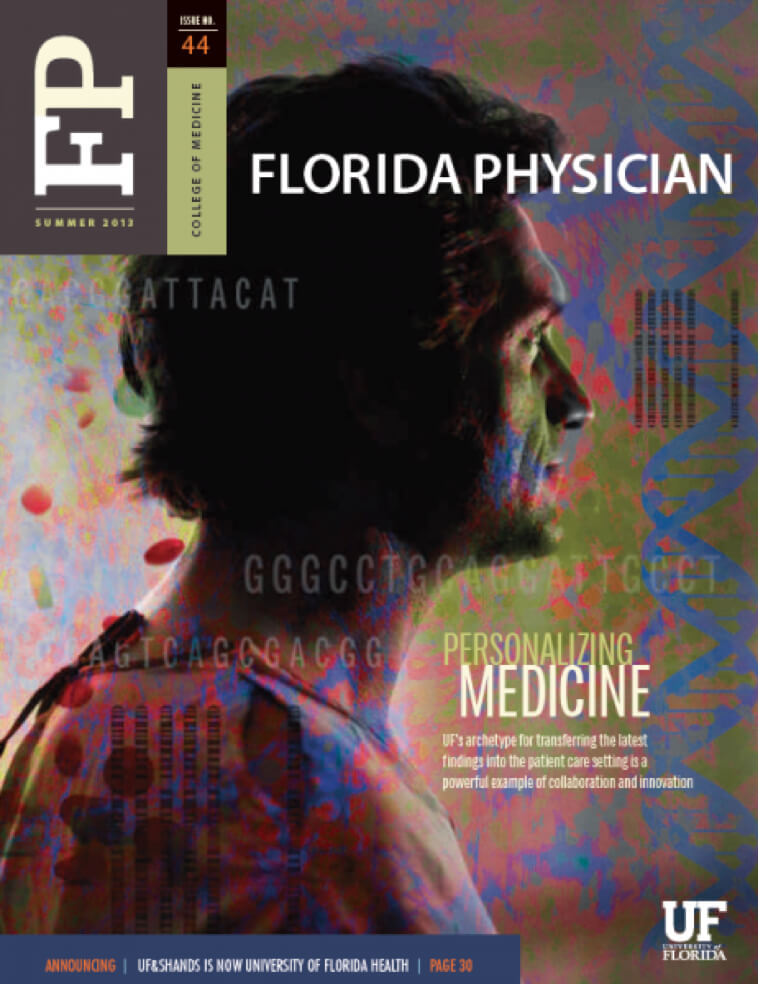 Cover for Summer 2013 Issue